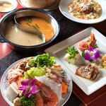 中国酒家くうくう - 選べるお鍋の忘・新年会特別コース!