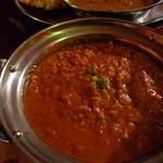 インドレストラン Taji - キーマカレー