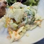 プランツ - 野菜たっぷりポテサラ