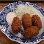 磯丸水産 - 牡蠣フライ