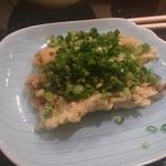 和処 かわむら - 料理写真:生姜醤油で頂く穴子