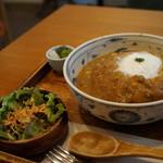 コンフィデンスカフェ - 玉子カレー番長
