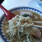 龍上海 - 麺