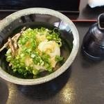 さくら亭 - 料理写真:ぶっかけ少(冷) \230