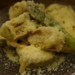オレンチ - 野菜のチーズフリット