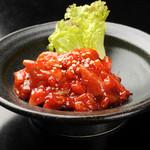 ペナムコル - チャンジャ(鱈の胃袋塩漬け)