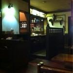 珈琲館シャガァル - 店内