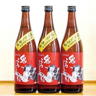 おすすめの日本酒!