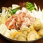 横浜ビアホール KIMURAYA - ちゃんこ鍋
