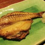 北の味紀行と地酒 北海道 - 2013.11 魚が何だったかは忘れました、、、白身系です。