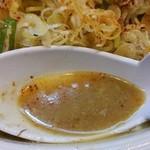 22442900 - 「ラーメン」でもスープはドロッと濃厚