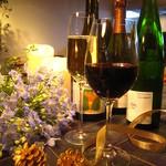 クラゲストア - 自然派ワインはグラスでお楽しみ頂けます!