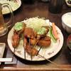 でめ金 - 料理写真:串揚げ定食(日替わりメニュー850円)