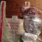 ブーランジェリー セイジアサクラ - 2013年10月:3点購入で714円