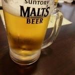 いろは弐 - ビールも呑み放題