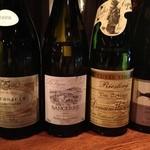 清風明月 - 4種のフランス産の白グラスワイン