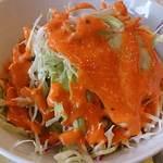 PARIWAR - Indian Restaurant Pariwar 信濃町店 ランチカレーセットに付くサラダ