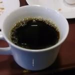 ファミリーイン・フィフティーズ大阪 - ホットコーヒー