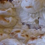 PARIWAR - Indian Restaurant Pariwar 信濃町店 見た目イマイチのナン