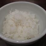 海鮮中国料理黄河 - ご飯