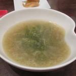 22447837 - スープ