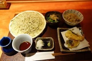 柿ざわ - お昼「日替わり膳」
