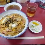 ゆたか - 料理写真:おやこ丼¥500