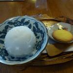ぶけぐら - 料理写真:焼酎アイス