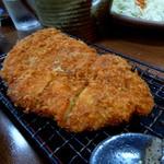 味処てっ平 - ロースとんかつ 1340円