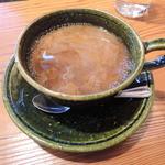 西洋割烹 かるにえ - 食後のコーヒー