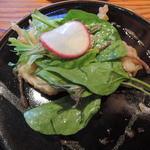 西洋割烹 かるにえ - 牡蠣のベニエ