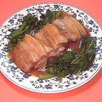 白馬亭 - 豚の角煮