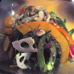 noka table - 農家サラダ ¥1000くらい?