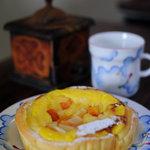 グラーノグラーノ - 料理写真:トロピカルフルーツのペストリー