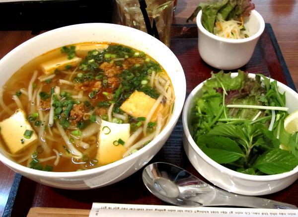ニャーヴェトナム・フォー麺 新宿タカシマヤ店