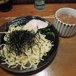 笑の家 - 【再訪】つけ麺(大)