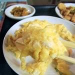 日光 翠園 - 栃木県産の上質な卵を用いていました。