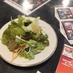 くま☆さん - サラダ