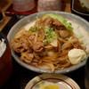 普通の食堂いわま - 料理写真:生姜焼き定食