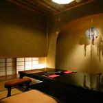 花蝶 - 座敷個室 「ひょうたん」