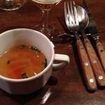 らんぐさむ - スープ