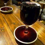 22459885 - あふれるグラスワイン