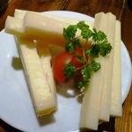 22459899 - 3種のチーズ盛り合わせ