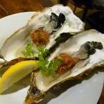地中海バール&グリル イタマル - 生牡蠣
