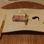 ロワゾー・パー・マツナガ - 豚ばら肉のハム