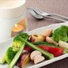 筑前 - 料理写真:特別栽培 緒方菜園の野菜料理
