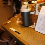 地鶏料理と洋食の店 まっくす - 一階のカウンター