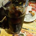 南国亭 - ドリンク写真:アイスコーヒー