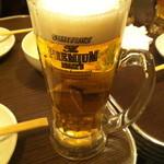 22463305 - 生ビール