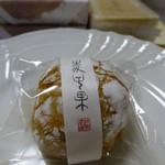 寶菓匠 菅屋 - 2013年11月麦こがし160円日持ち5日間